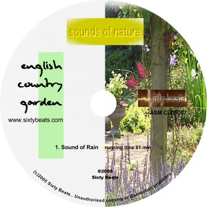 Country Garden CD