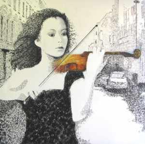 Brook Street Fiddler